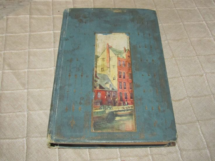 Vintage James Russell Lowell Hardcover Book Quot Poems