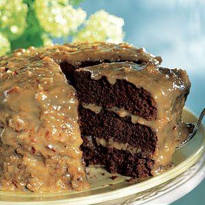 Scratch Bake Bakery German Chocolate Cake