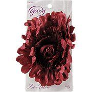 Burgundy Flower Salon Clip - 1 pc, by (Goody Trend). $3.36. Save 30% Off!