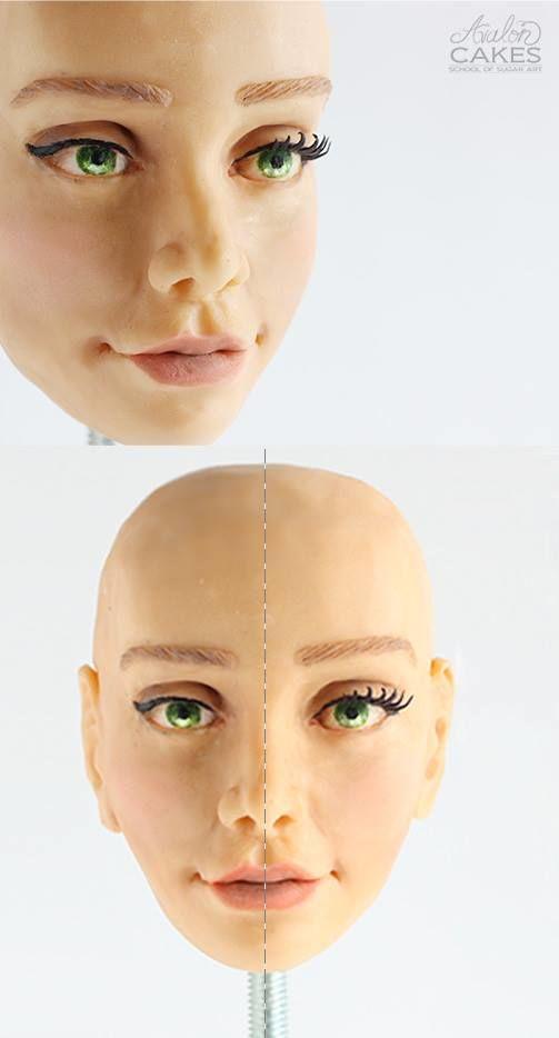 Face Detailing Techniques