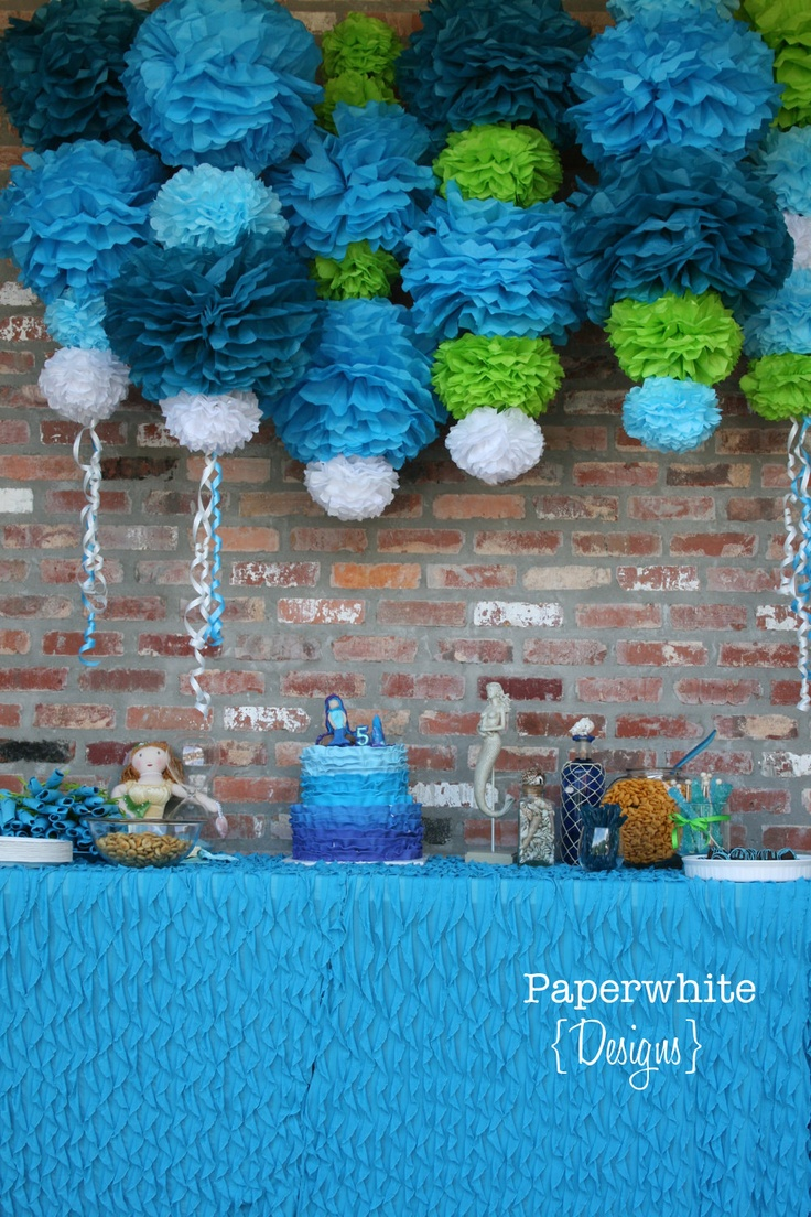 Best images about party decor on pinterest cobalt