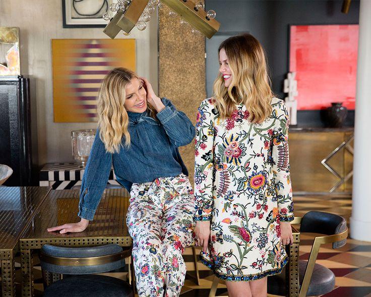 Entrepreneurs: Finery's Brooklyn Decker & Whitney Casey | Tory Daily