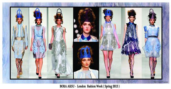 Londra Moda Haftası Başarılı Türk modacılar, Bora Aksu ve Erdem Moralıoğlu'da  2013 ilkbahar -yaz koleksiyonlarını Londra Moda Haftası'nda sergiledi. Bu güne kadar birçok başarıya imza atmış ve bu başarıları aldıkları bir çok ödülle kanıtlanmış Bora Aksu ve Erdem Moralıoğlu, 2013 bahar koleksiyonlarını tanıttıkları defilelerle de yine ilgi odağı oldular. Yurtdışında yaşayan ve gelecek vaat ettikleri kesin gözle bakılan iki modacımız, bu yıl  İngiliz ve diğer uluslararası basının üzerlerinde…