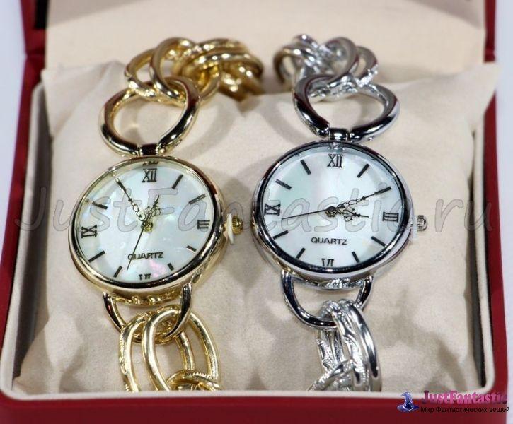 Ультрамодные женские часы-цепи