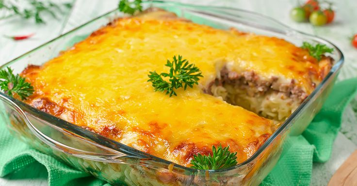 Try This Crowd-Pleasing Cheeseburger Pasta Bake for An Easy, Delicious Dish