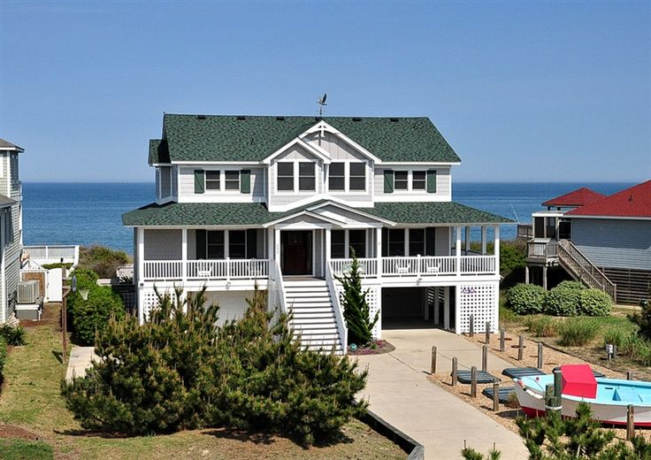 86 Best Obx Images On Pinterest Outer Banks Vacation Oceanfront Vacation Rentals And Beach Homes