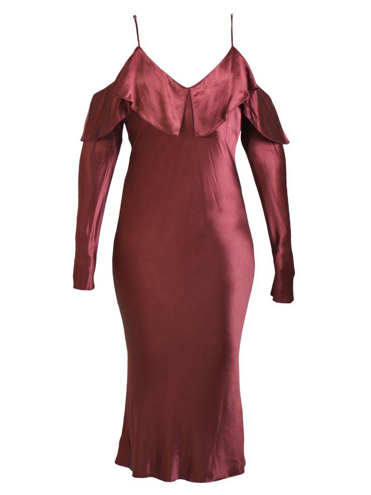 bec and bridge - Liquid Envy Flounce Dress