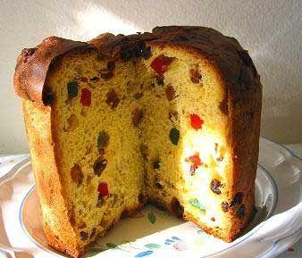 Panetone - Máquina de Pão