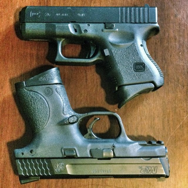M And P Shield Vs Glock 26 138 best images about ...