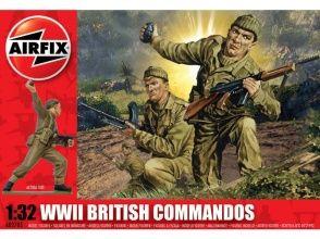 A02705     BRITISH COMMANDOS