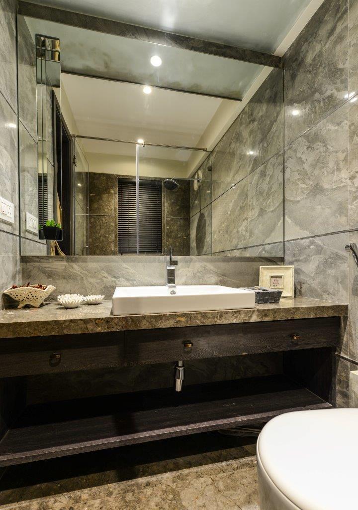 # Bath fittings @ Supreme Amadore, Baner, Pune. A 3 & 4 Bedroom Opulent Suites project by Supreme Landmarks, Pune.