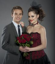 Are the Coronation St weddings on or off?   March 2011   Kylie and David