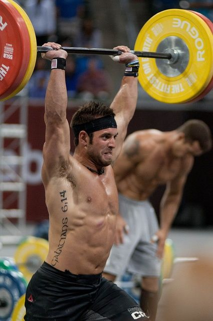 Rich Froning #CrossFit