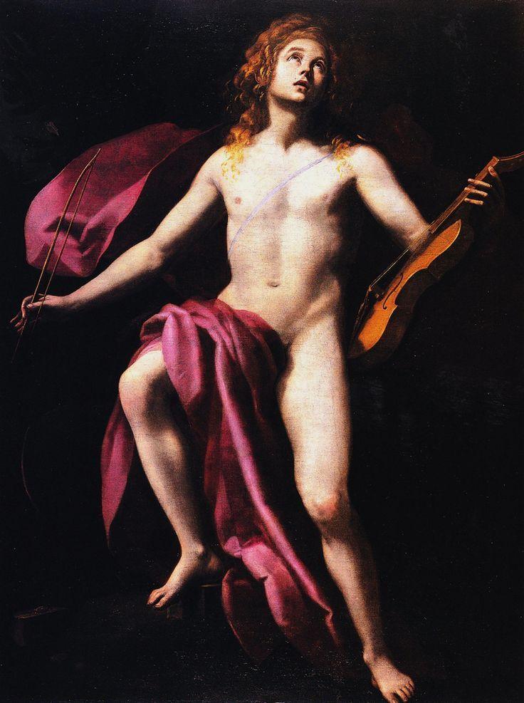 Giovanni Baglione, Apollo, 1620