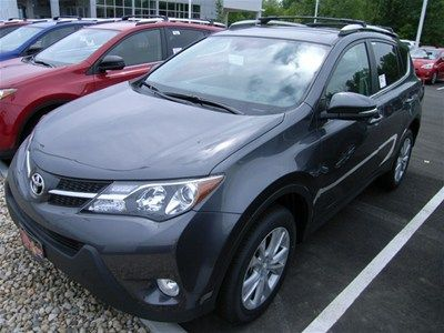 2014 Toyota RAV4 Limited at Jeff Wyler Springfield Toyota in Springfield, OH