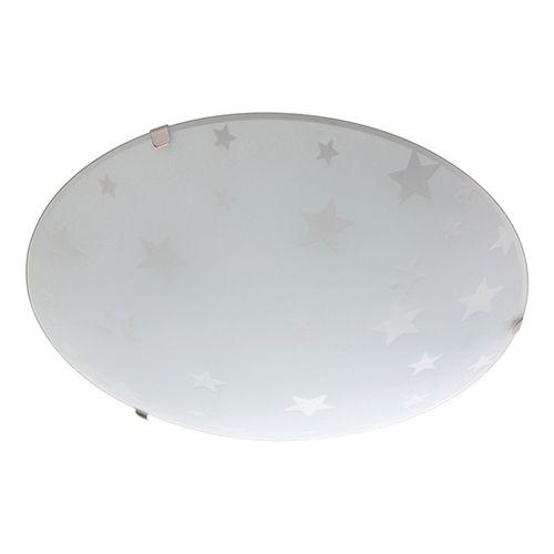 Plafón 2 luces Estrellas Ref. 11972541 - Leroy Merlin