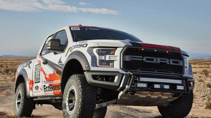 Ford partners with Foutz to build 2017 F-150 Raptor for Baja 1000