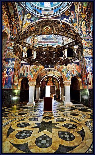 The church of St. George - Oplenac, Serbia (di Katarina 2353)*-*.