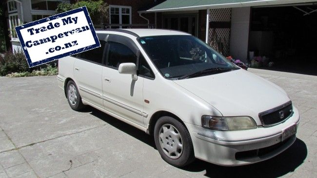 Honda Odyssey Campervan for sale only $4,000 Contact the owner Here : http://trademycampervan.co.nz/buy-a-Campervan/in-Auckland/Honda-Odyssey/for-sale/92/  Located in Auckland  buy and sell campervans with www.trademycampervan.co.nz  #campervan #auckland #honda #backpacking #summer #travel