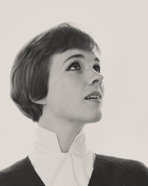 I have always loved Julie Andrews, she's always been an inspiration! My favourites of her films have to be; Mary Poppins, The sound of music and The Princess Diaries