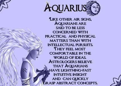 Women Quotes About Aquarius Sign. QuotesGram