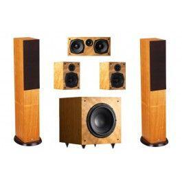 Castle Compact Columns 5.1 Home Theatre Set – SoundWarehouse