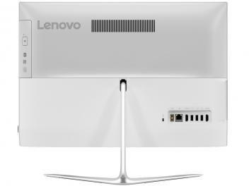 """Computador All in One Lenovo IdeaCentre AIO 510 - Intel Core i3 4GB 1TB LCD 21,5"""" Windows 10"""