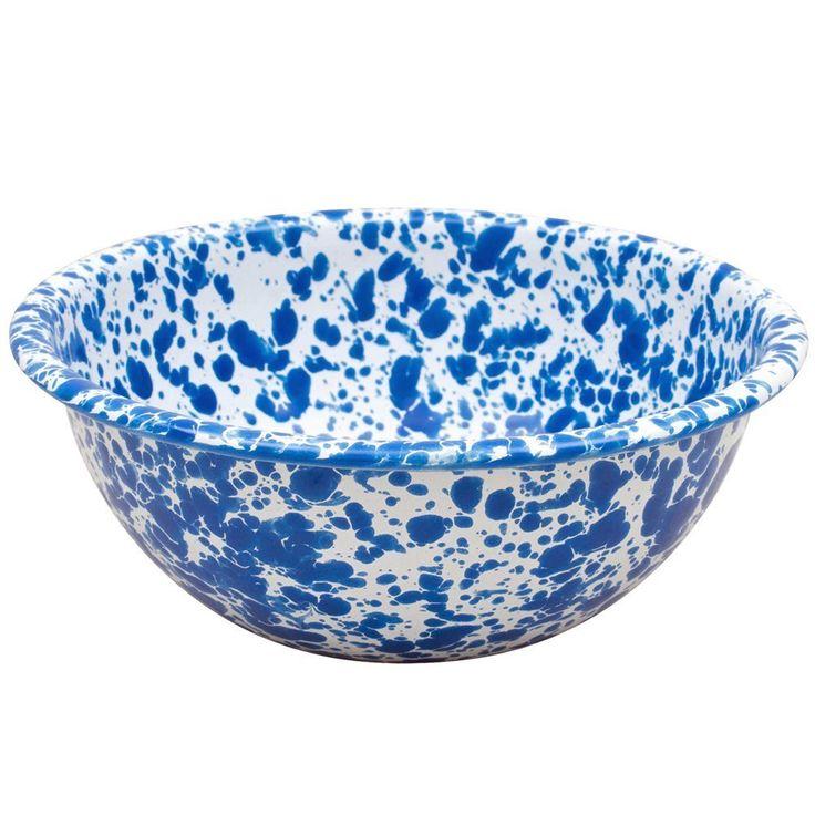 Splatterware bowl