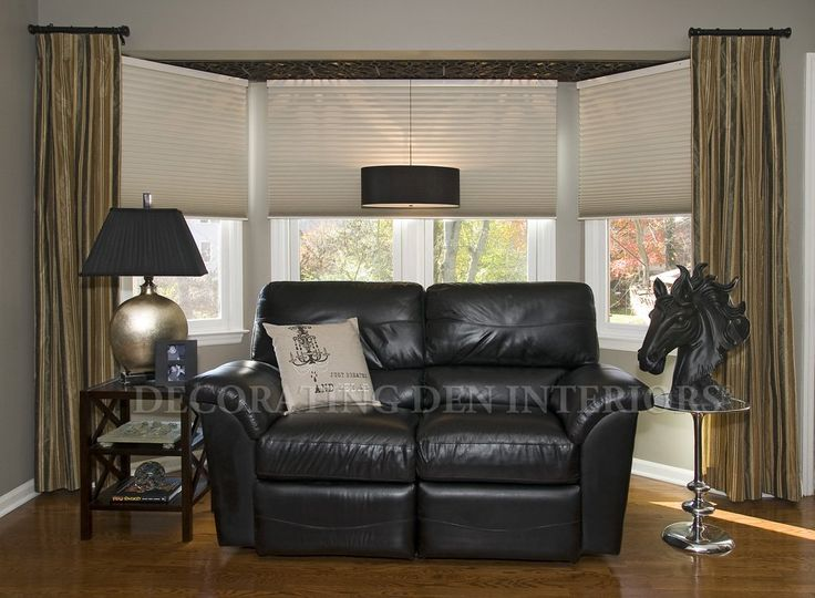 window treatments designs by decorating den interiors