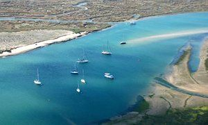 Ria Formosa, Algarve, www.casaflordesal.com