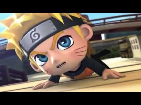Naruto Vs Bleach Game: Small Small Ninja Trailer LOL?_? WTF | http://pintubest.com