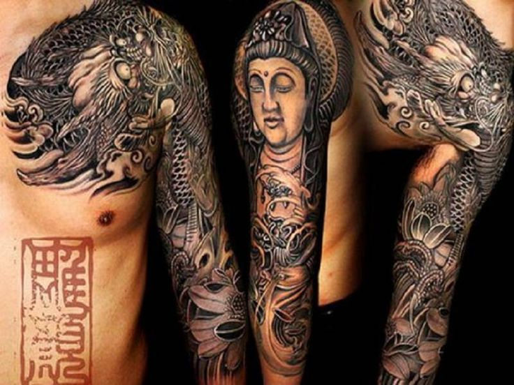 die besten 25 buddhistische symbole tattoos ideen auf pinterest buddhistische symbole tattoo. Black Bedroom Furniture Sets. Home Design Ideas