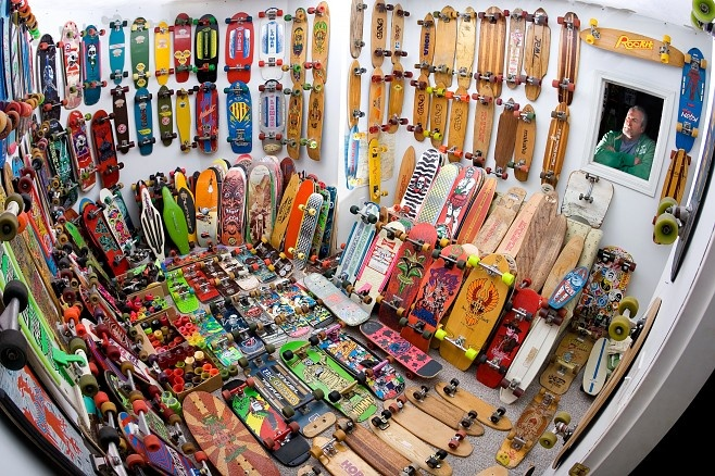 Essay on the history of skateboarding
