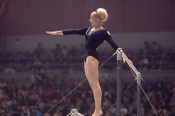 Greatest Gymnasts: World's Best Gymnast of All Time  >> click on the image to learn more...