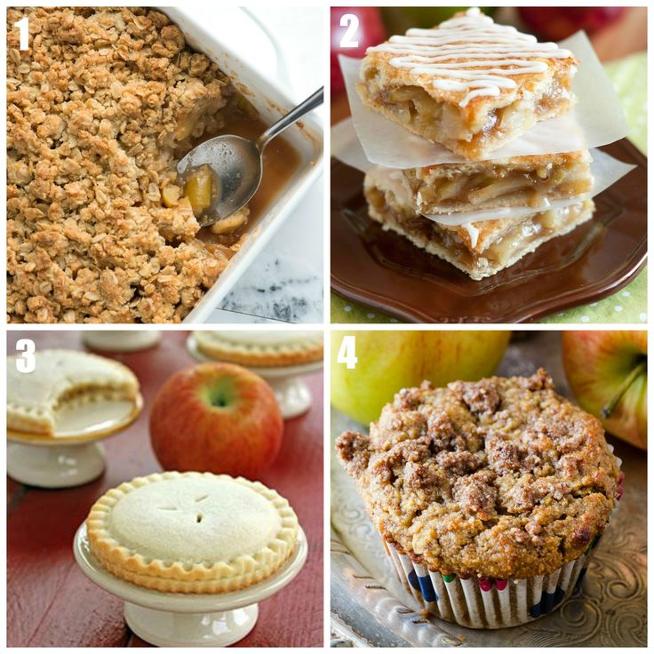 8 Easy Apple Pie Recipes • CakeJournal.com: Christmas Desserts, Apple Pie Recipes, Dessert Recipes, Desserts With Apples, Easy Apple, Apple Pies
