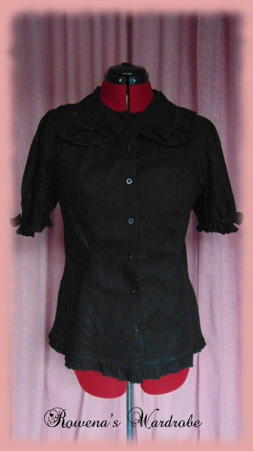 Classic Lolita blouse