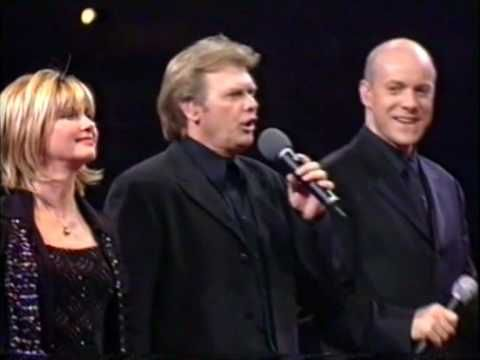 John Farnham - You're The Voice.mpg This is my favourite song of all time. It is impossible not to be moved both emotionally and physically. He's accompanied by two more of my favourites, Olivia Newton-John and Anthony Warlow, master of light opera and musicals. Made a dangerous Phantom.