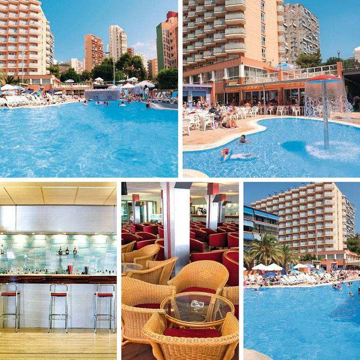 Great Deal – Benidorm – 3* Full Board Regente Hotel, 7 nights London Gatwick Tuesday 1st December  Was £224pp now £163pp