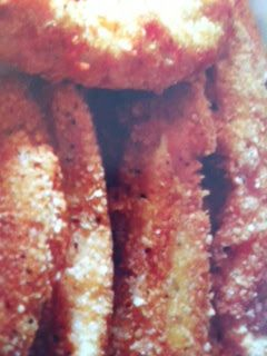 Oven recipes done right: Breaded Tilapia Fingers Recipe (I rarely fry anything, but these sound yummy!)