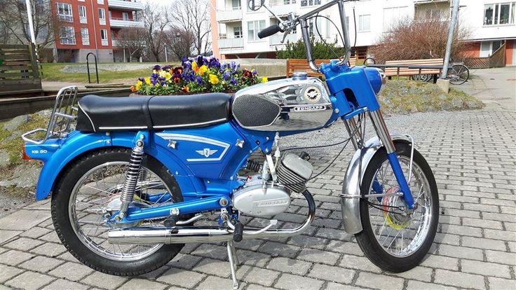 Zündapp KS50 -74 på Tradera.com - Zündapp-moped   Mopeder   Fordon,