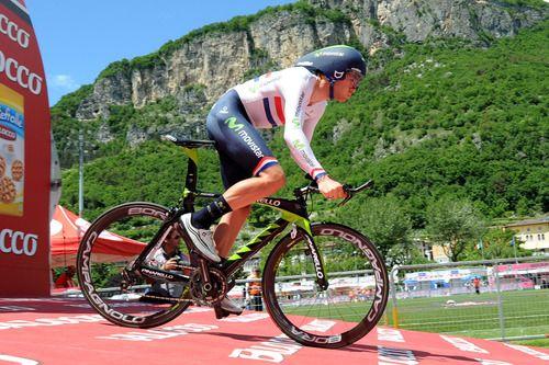 Alex Dowsett - Team Movistar
