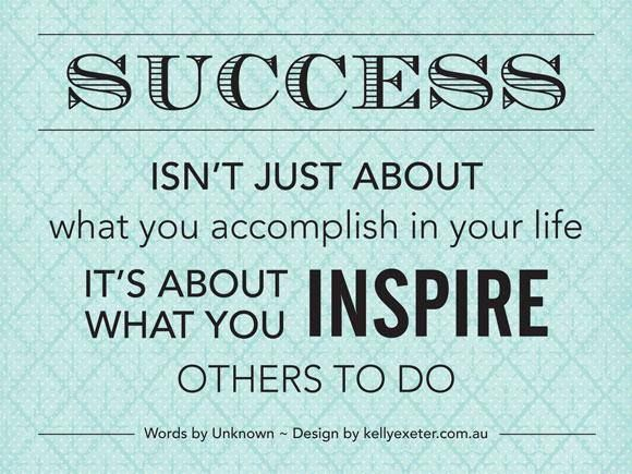Everyone defines #success in their own way! Those that are successful chase after their own ideas of success rather than others! I want to hear from YOU! How do you define success? #leadership