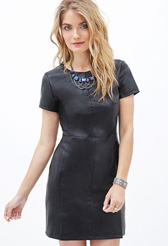 Leather Dresses Online