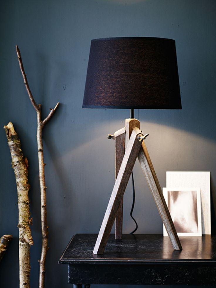 Wooden Lamp. HolzleuchteBeleuchtung ...
