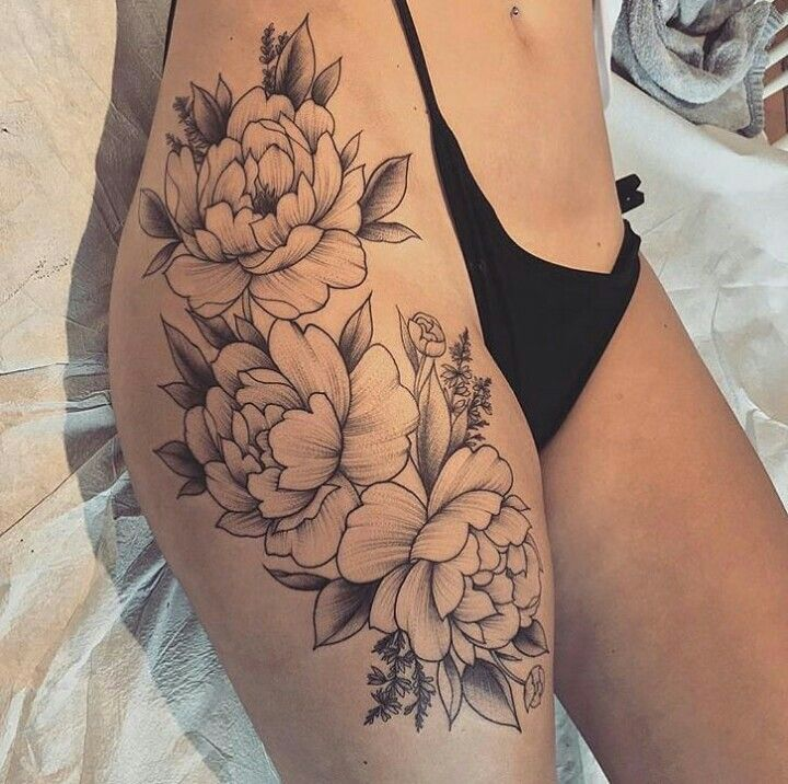 Best 25 Inner Thigh Tattoos Ideas On Pinterest: Best 25+ Henna Thigh Tattoo Ideas On Pinterest