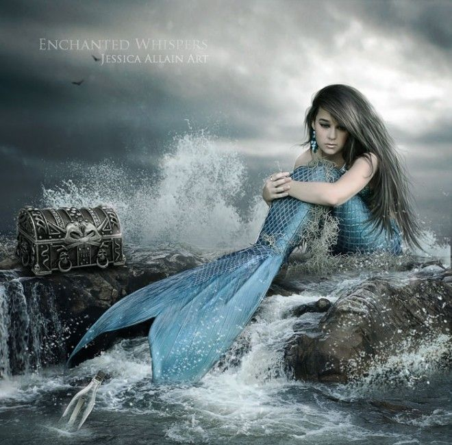 44 best images about Magical Mermaids on Pinterest ...