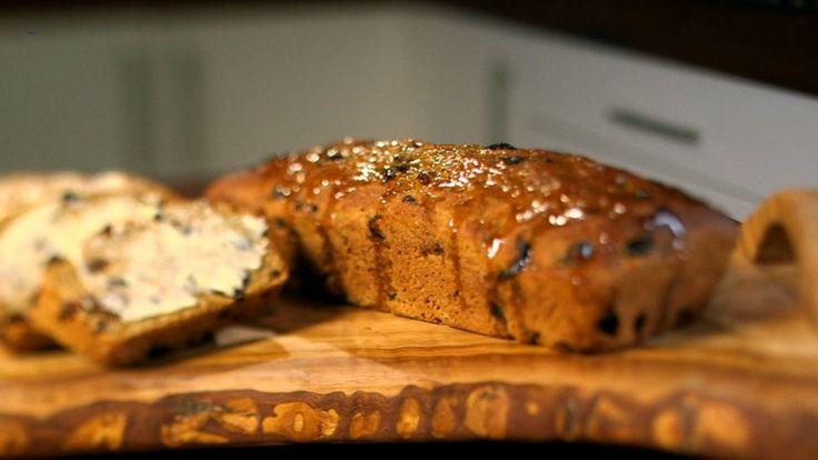 Açúcar mascavo na receita dá um toque caramelizado ao pão