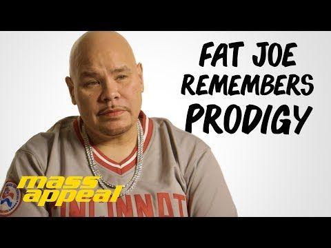 New video Fat Joe Remembers Prodigy on @YouTube