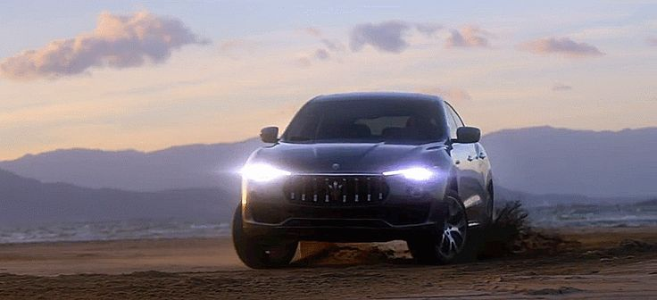 Maserati Is Already Testing A Cayenne-Killing V8 For The Levante: Report