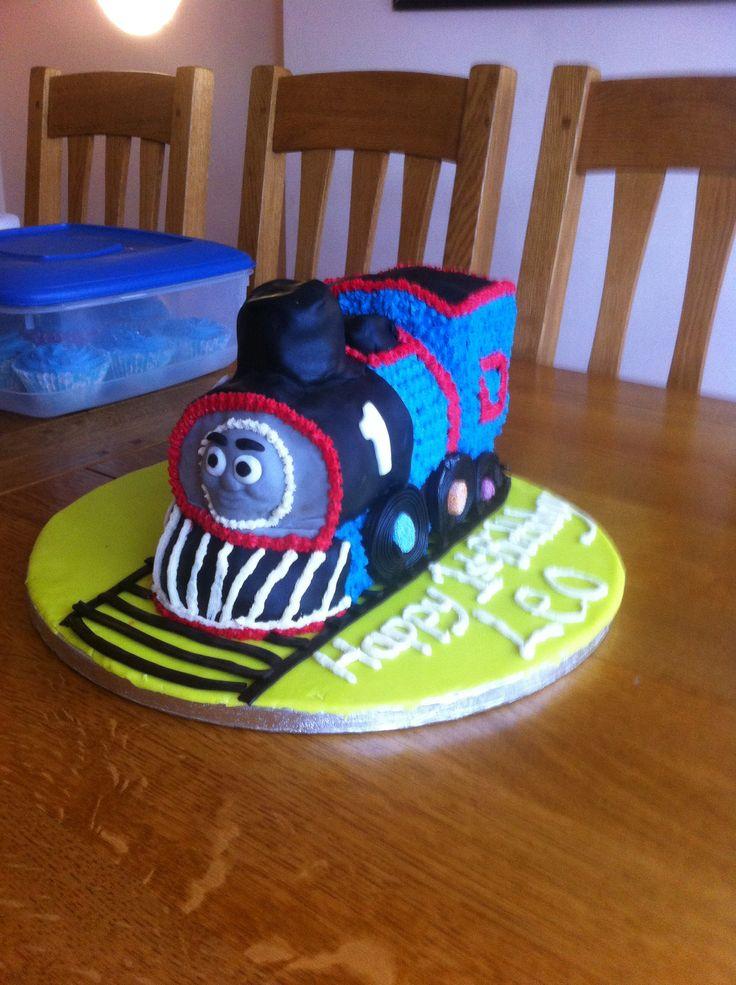 Leo's 1st Birthday Cake